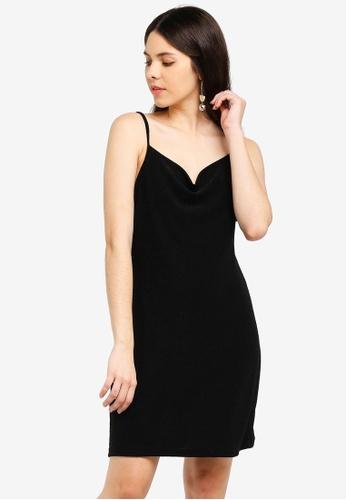 4dedcf97101c55 Buy Cotton On Cowl Neck Mini Dress Online on ZALORA Singapore