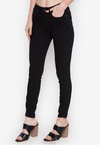 Stylistic Mr. Lee black Ladies Super Skinny Pants (Hi Rise) MR206AA0K409PH_1