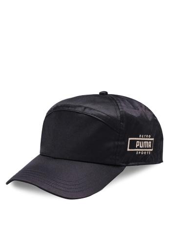 Puma black Prime Retro Satin Cap E398AAC32437E1GS 1 6ceb69b83a0