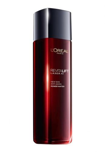 L'Oréal Paris L'Oréal Paris Revitalift LASER X3 Power Water Anti-Aging Toner 175ml AFA02BECF5C34AGS_1