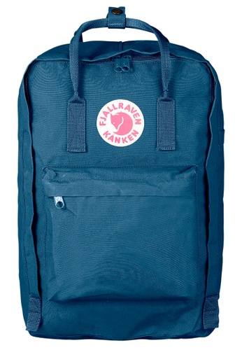 "Fjallraven Kanken blue Blue Ridge Kanken 17"" Backpack E7A20ACBD223C7GS_1"