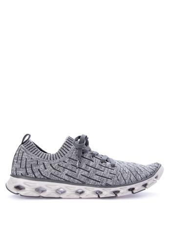 Jump grey Ikigai Sneakers 65ABDSHEE727E6GS_1