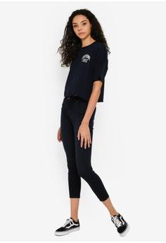 8efa1e73d7e9d 15% OFF Abercrombie & Fitch Short Sleeve Logo Tee RM 153.00 NOW RM 129.90  Sizes XS S M L