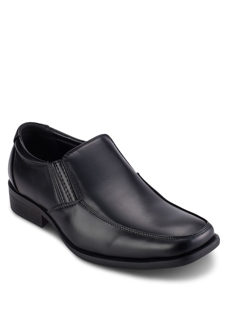 Squared Toe Business Shoes