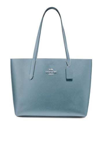 Coach blue Avenue Tote Bag (cv) F705FACB1E5A60GS_1