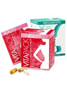 Whitening Booster Bundle of Vitapack Beauty + Vitapack Megawhite