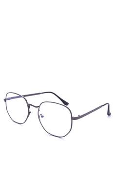 bfad8f064d4 Kimberley Eyewear grey Back to the Future Eyeglasses 331A2GL57A9E80GS 1