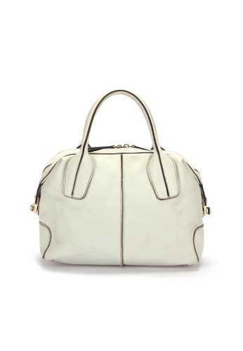 TOD'S white Pre-Loved tods Tods D Bag 2Way Shoulder Bag CD41FAC3F46200GS_1