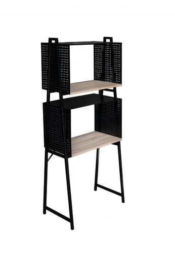 San-Yang Furniture black Bookshelf D71AAHL72324D3GS_1