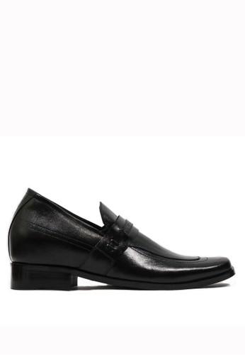 Keeve black Keeve Shoes Peninggi Badan Formal 153- Hitam A153CSH26069ABGS_1