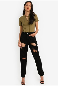 28fde9d6645 Missguided Available at ZALORA Philippines