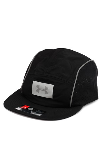 Under Armour black Packable Run Cap CED4AACC3F29C6GS_1