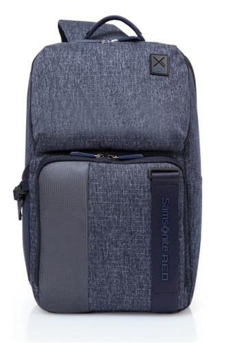b75987e12 Samsonite Red blue Samsonite RED Actaeon Shoulder Backpack  52843ACFA28728GS_1