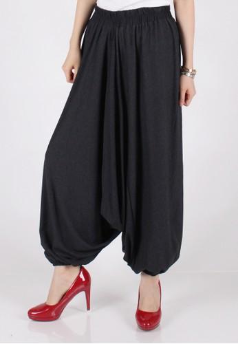 Meitavi's Aladin Harem Pants - Black