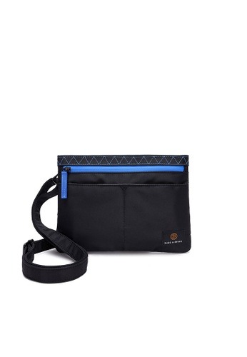The Dude black Dyad Crossbody Bag 8CD11AC6CFE6C9GS_1