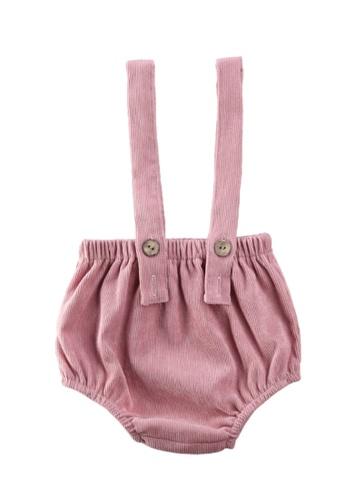 RAISING LITTLE pink Melch Romper FB98CKA7339386GS_1