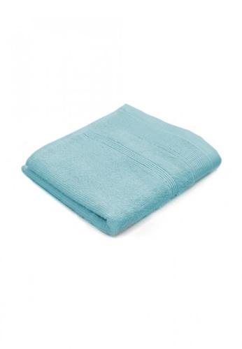 Primeo green Premium Double Pile Aqua Face Towel 540gsm Soft High Absorbent C541EHLB3B5900GS_1