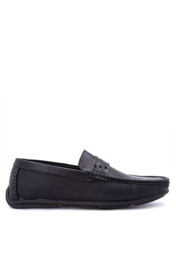 H2Ocean black Gustavo Loafers H2527SH0J08CPH_1
