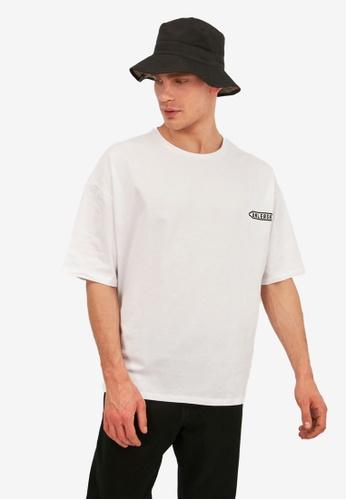 Trendyol white Oversized T-Shirt 01721AA20CEB93GS_1