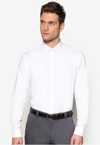 基本款長袖襯衫esprit 西裝, 服飾, 襯衫