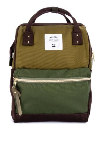 anello green Mini Backpack 8174CAC780279FGS_1
