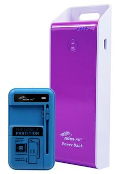 MSM.HK 6800mAh PowerBank With FREE MSM.HK Super USB Universal Battery Charger