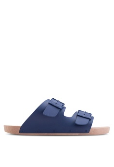 1a6c34d2c Hush Puppies navy Hush Puppies Men s Bricks 3 Sandal - Navy  D7712SHFDF8281GS 1
