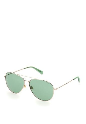 Levi's gold Lv 1006/S Sunglasses EA605GL5207AE6GS_1