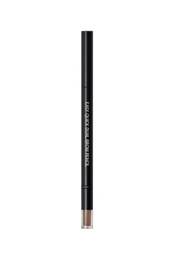 W.Lab Easy Quick Dual Brow Pencil #Dark Brown WL589BE66RYVMY_1