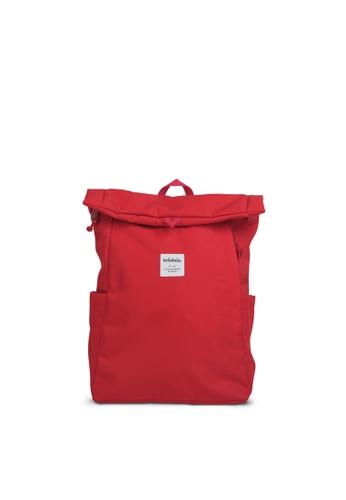 Hellolulu red Mini Tate - All Day Backpack 07009AC6ED4E47GS_1