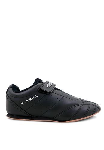 FANS black Fans Rush B Jr - Taekwondo Shoes Black 72112SH1424BACGS_1