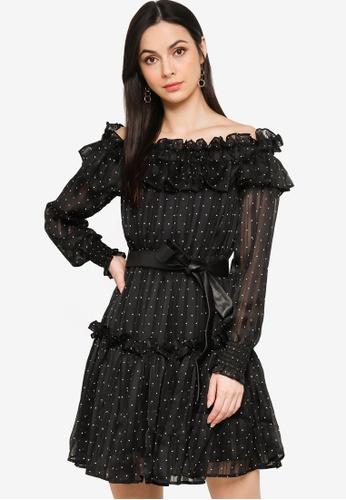 Guess black Alessia Dress 32D9CAA9441875GS_1