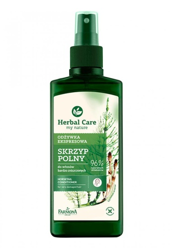 Herbal Care Herbal Care Horsetail Conditioning Spray For Very Damaged Hair (330ml) 9AE3BBE4B25BDAGS_1