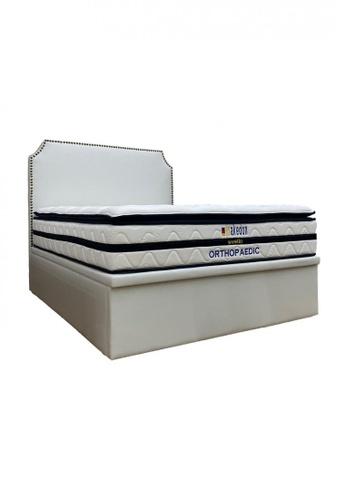 Choice Furniture grey Choice Furniture - Blanca Bed (No Storage) 49ADDHL955294AGS_1