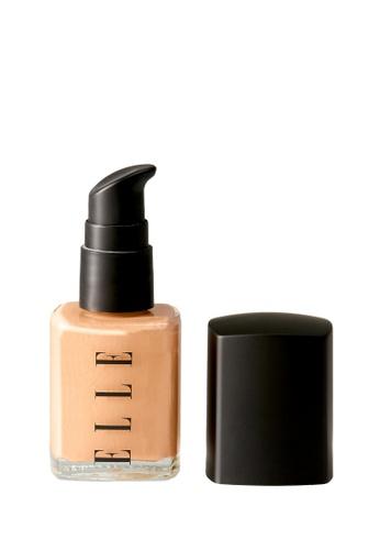 ELLE beige ELLE Makeup Liquid Foundation Honey F5DB4BE6E1C332GS_1