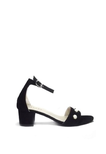 Beauty Shoes black Beauty Shoes 1412 Heels Black 59FF8SHC93CE97GS_1