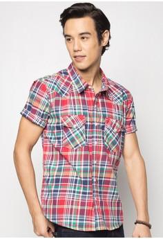 James Short Sleeves Shirt