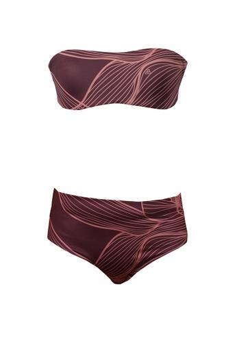 88004bd5b96d4 Buy PINKSALT Lily Two Piece Bikini Online on ZALORA Singapore