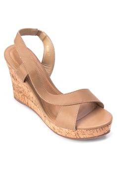 Miaka Wedge Sandals