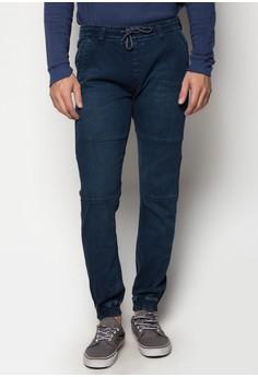 Slacker Regular Rise Cuffed Jeans