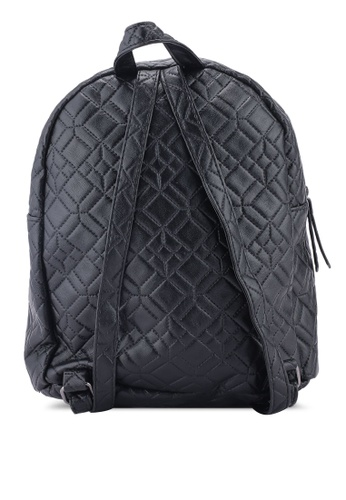 Buy OVS Quilted Backpack With Geometric Pattern Online on ZALORA ... 8b73b6d3640b8