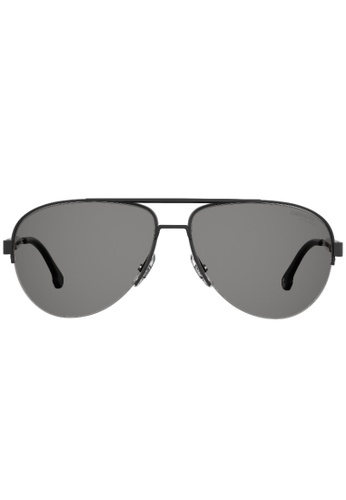 Carrera black 8030/S Sunglasses 20729GL9696EACGS_1