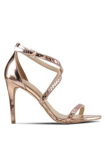 ALDO gold Kedalisen Heels AL087SH0S3UBMY_1