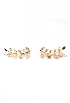 Anne Ear Cuff Style Laurels