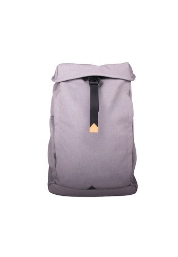 Samuel Ashley grey Samuel Ashley York City Backpack - Grey A28C2ACE73E3D0GS_1