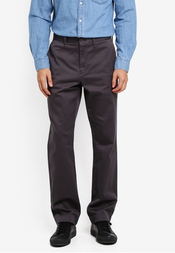 J.Crew grey 1040 Stretch Chino DC8C9AAA744D71GS_1