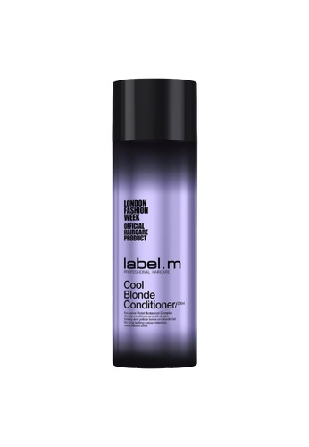label.m label.m Cool Blonde Conditioner 200ml FB44BBE108408AGS_1