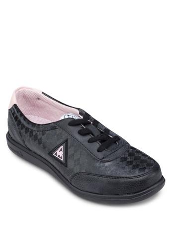 4bc63bd2d7b0 Le Coq Sportif black Lena G Sneakers LE751SH98TIRMY 1