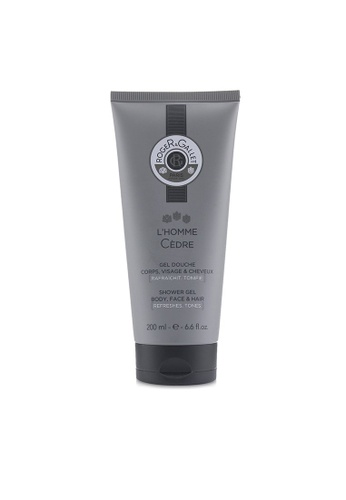 ROGER & GALLET ROGER & GALLET - L'Homme Cedre Shower Gel (Body, Face & Hair) 200ml/6.6oz F13BFBE11904F2GS_1