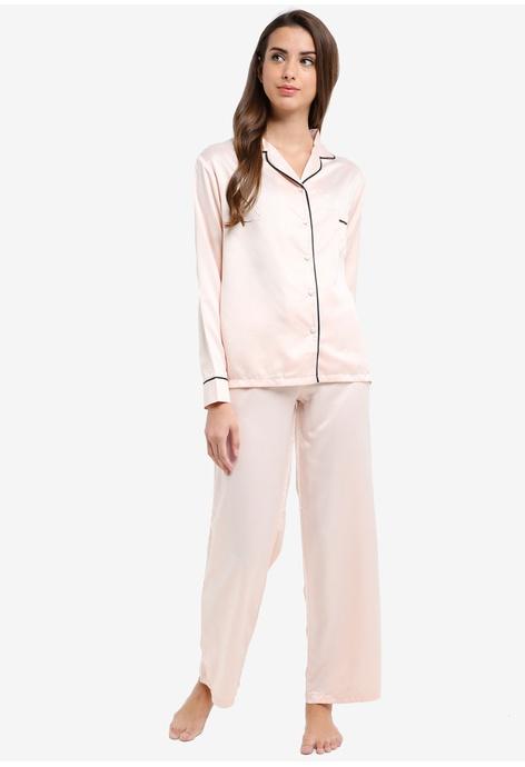 Buy Women Pyjamas Online Shop Sleepwear Lingerie Zalora Baju Tidur